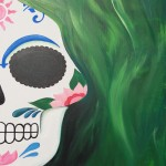 Sugar Skull (right)