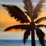 Island Paradise Painting